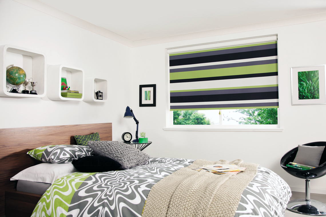 Residential Motorized Shades